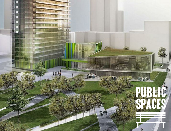 Great public spaces define world class cities context for Importance of space in architecture